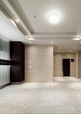 マンション(建物一部)-大阪市西淀川区野里2丁目 綺麗なエントランス