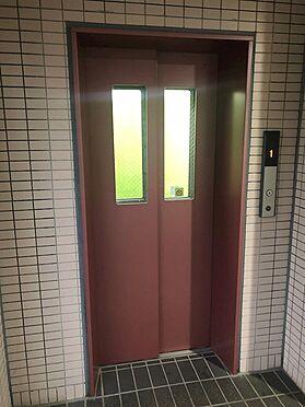 中古マンション-鶴ヶ島市富士見4丁目 エレベーター
