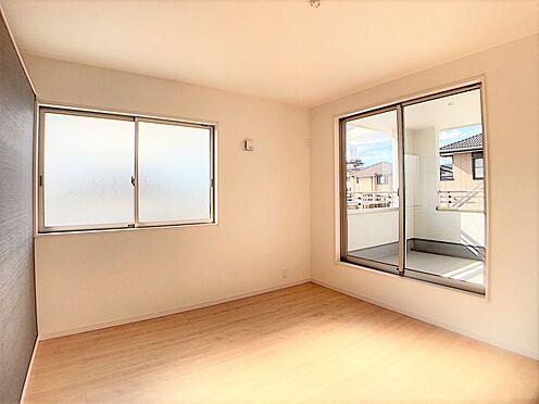 新築一戸建て-名古屋市名東区梅森坂3丁目 4LDKでご家族のプライベート空間も保てます。