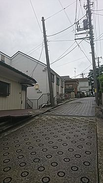 アパート-横浜市保土ケ谷区釜台町 前面道路