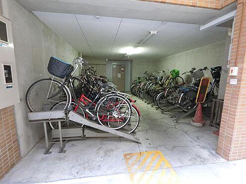 マンション(建物一部)-大阪市中央区南船場1丁目 屋内駐輪場