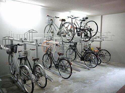 マンション(建物一部)-豊島区南大塚3丁目 共有スペースの駐輪場です。