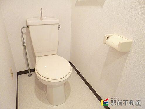 マンション(建物全部)-久留米市螢川町 トイレ