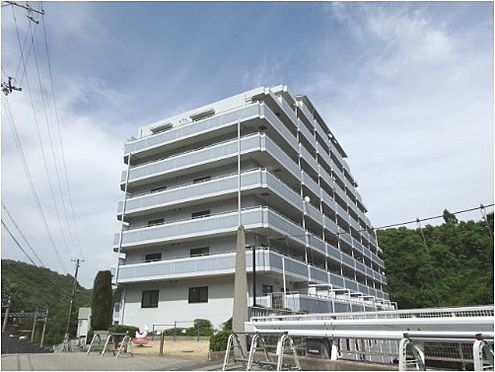 マンション(建物一部)-神戸市北区唐櫃台2丁目 外観