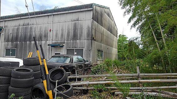 工場-小牧市大字西之島 外観
