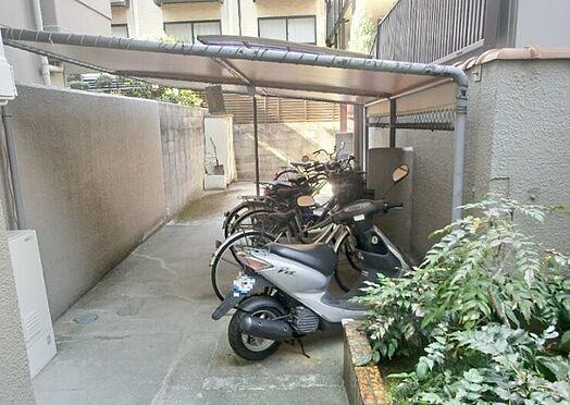区分マンション-神戸市灘区高徳町5丁目 駐輪スペースあり