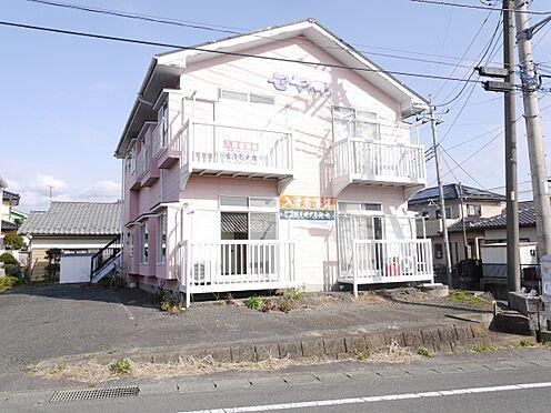 アパート-北茨城市中郷町松井 外観