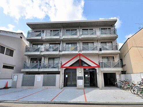 マンション(建物一部)-京都市東山区本町17丁目 綺麗な外観
