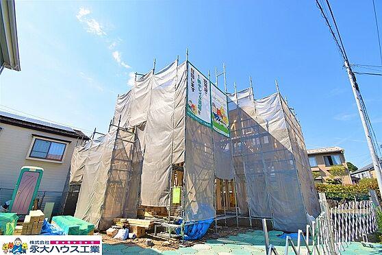 戸建賃貸-仙台市若林区若林3丁目 外観