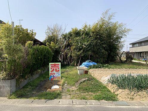 土地-豊田市荒井町寿田 現況古家有りですが、更地渡しです