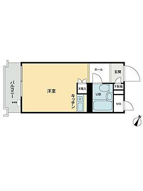 中古マンション-文京区白山2丁目 間取り