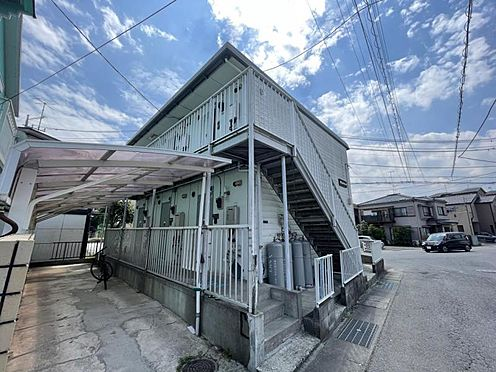 アパート-秦野市鶴巻南3丁目 外観