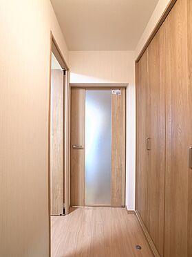中古マンション-新宿区中落合1丁目 廊下