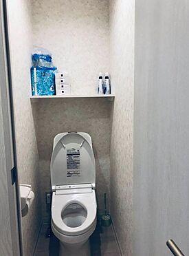 アパート-杉並区高円寺南4丁目 トイレ