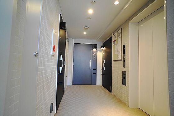 中古マンション-渋谷区初台1丁目 玄関