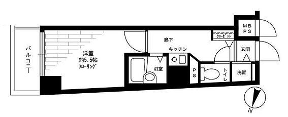 マンション(建物一部)-豊島区雑司が谷3丁目 ステージファースト目白・ライズプランニング