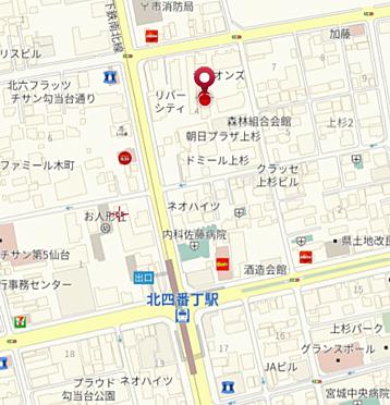 マンション(建物一部)-仙台市青葉区上杉2丁目 その他