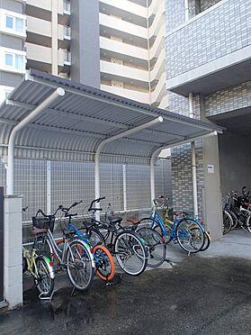 マンション(建物一部)-大阪市東成区中道1丁目 駐輪場もあり、移動が楽々。