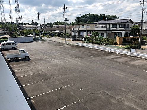 アパート-東茨城郡城里町大字石塚 駐車場