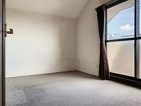 中古マンション-刈谷市小山町1丁目 日当たり良好な洋室!子供部屋としても寝室としても使用可能ですね!