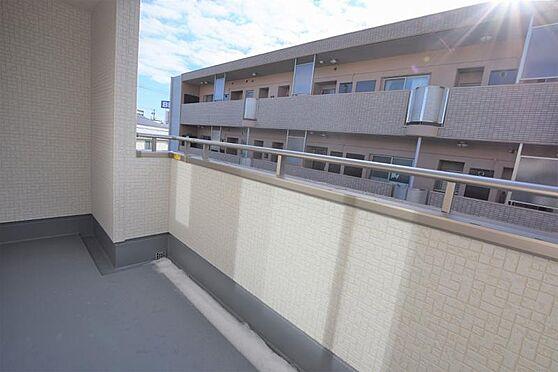 新築一戸建て-仙台市泉区市名坂字南前 バルコニー