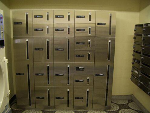 マンション(建物一部)-港区芝浦3丁目 宅配ボックス