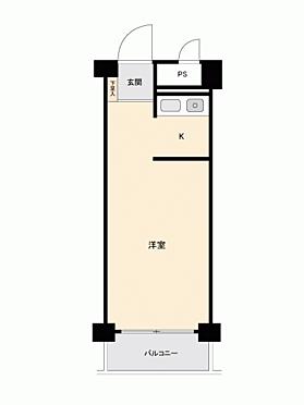 中古マンション-尼崎市南武庫之荘2丁目 間取り