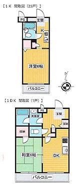 マンション(建物全部)-戸田市大字新曽 間取り