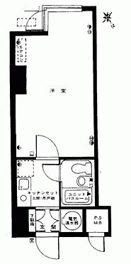 マンション(建物一部)-渋谷区道玄坂2丁目 間取り