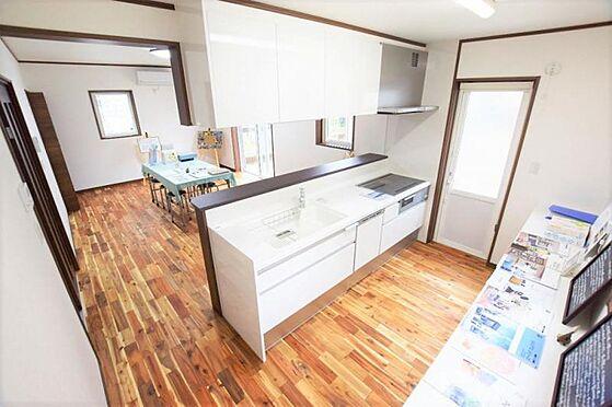 中古一戸建て-仙台市太白区上野山3丁目 キッチン