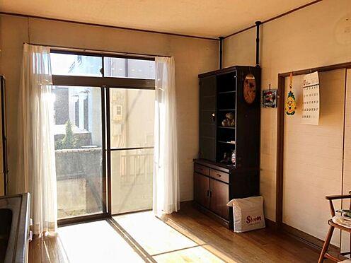 戸建賃貸-知多郡武豊町字山ノ神 南から差し込む光で明るいキッチン!