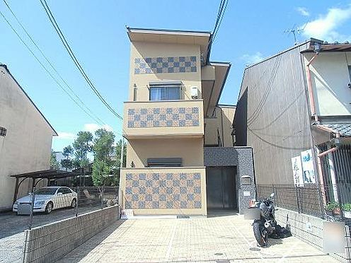 マンション(建物全部)-京都市北区鷹峯上ノ町 外観