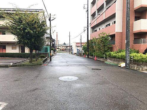 中古マンション-春日井市鳥居松町1丁目 前面道路