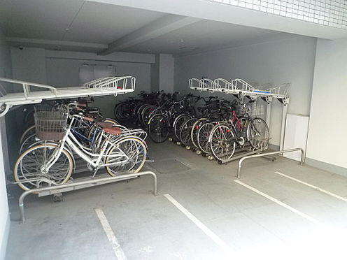 マンション(建物一部)-大田区上池台1丁目 駐輪場