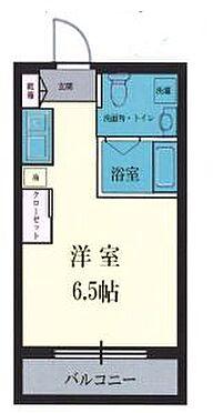 マンション(建物一部)-横浜市青葉区荏田町 間取り