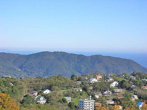 中古一戸建て-伊東市宇佐美 <眺望>写真では見えにくいですが、晴れた日には遠く三浦半島方面まで一望です。