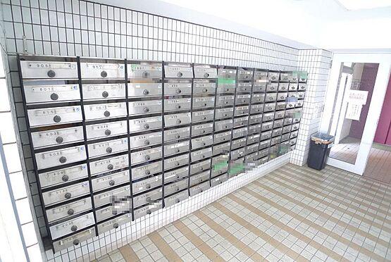 マンション(建物一部)-横浜市西区平沼1丁目 共用部 集合ポスト