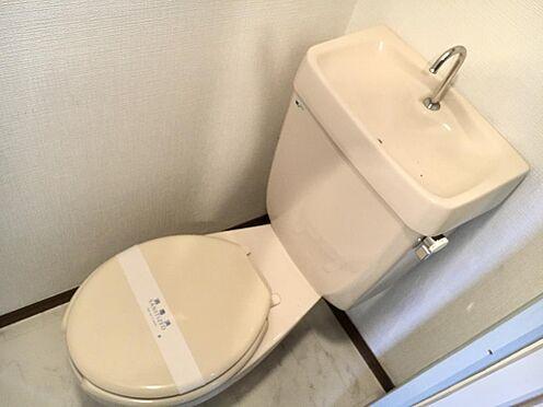 アパート-福岡市東区香住ヶ丘4丁目 トイレ