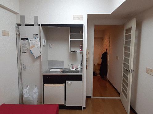 マンション(建物一部)-前橋市大友町1丁目 キッチン。