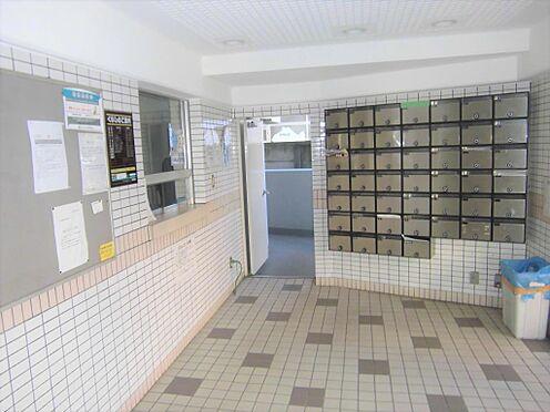 区分マンション-横浜市神奈川区西神奈川1丁目 エントランス