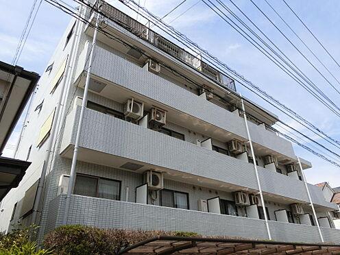 マンション(建物一部)-武蔵野市中町3丁目 東側からのマンション画像です。