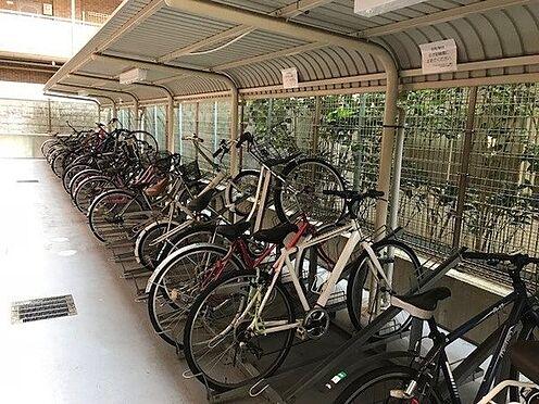 マンション(建物一部)-神戸市中央区脇浜町3丁目 便利な駐輪場も完備