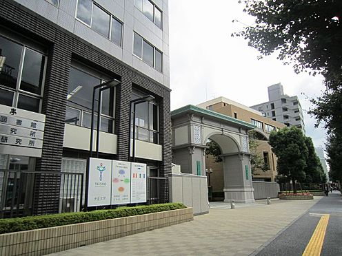一棟マンション-豊島区西巣鴨1丁目 【大学】大正大学まで817m