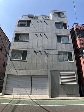区分マンション-品川区中延2丁目 外観