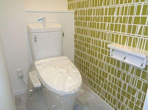区分マンション-福岡市中央区桜坂3丁目 トイレ
