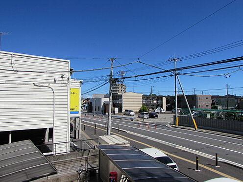 アパート-柏市東台本町 バルコニーからの眺望