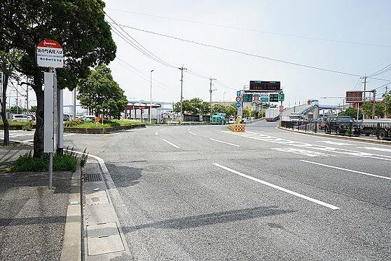 マンション(建物一部)-福岡市中央区長浜3丁目 前面道路