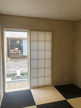 新築一戸建て-加須市南町 和室