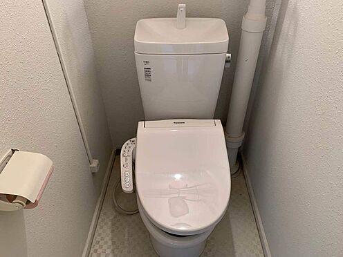区分マンション-豊田市平和町4丁目 みんなが使うトイレは清潔に保ちたいですよね。お花を飾っても素敵になります!