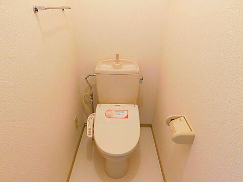 アパート-鹿屋市白崎町 トイレ